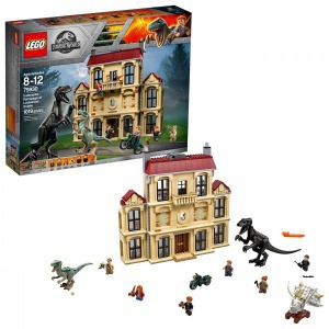 LEGO Jurassic World 75930, Dühöngő indoraptor a Lockwood birtokon