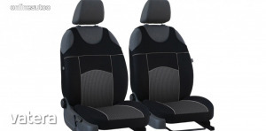 Univerzális trikó üléshuzat pár Tuning extra kárpit EX2 kombinációban