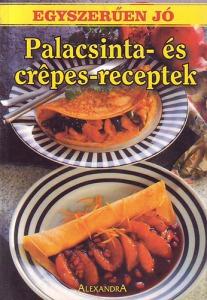 : Palacsinta- és crépes receptek