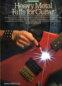 Heavy Metal Riffs for Guitar