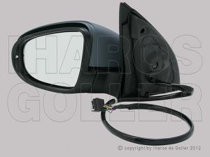 VW Golf VI 2008-2012 - VTk bal, fűth., aszf., vill., parkf., beh., fény.,