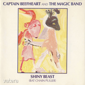 Captain Beefheart and The Magic Band - Shiny Beast (CD)