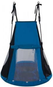 Fészekhinta, 110 cm-s, sátorral S-SPORT