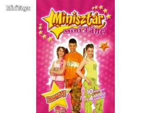 Minisztár, Mini Tánc VHS