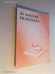26. Magyar filmszemle (*KYP)