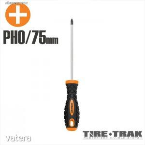 Csavarhúzó PH0x75 mm (10522)