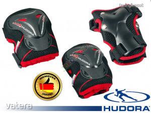 HUDORA L méretű piros védőfelszerelés