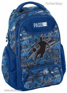 Paso táska, hátizsák 41 cm, basketball