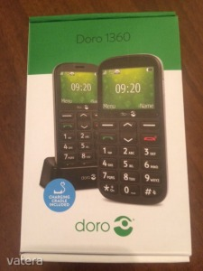 Mobiltelefon  DORO 1360 - 8000 Ft - (meghosszabbítva: 2782297859) - Vatera.hu Kép