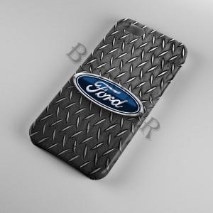 Ford mintás Samsung Galaxy J4+ J4 Plus tok hátlap tartó