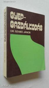 Dr. Szabó János: Gyepgazdálkodás (*84)