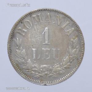 1873  Románia  ezüst 1 Lei  VF  -PF336 - 17800 Ft - (meghosszabbítva: 2693749505) - Vatera.hu Kép