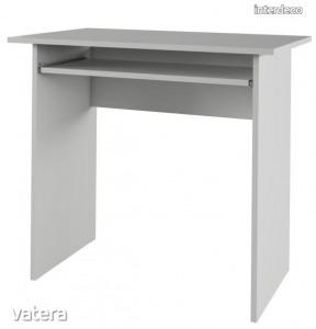 VERNER NEW Számítógépasztal - Fehér