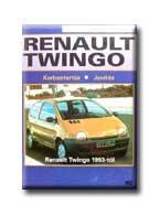 Renault Javítási kézikönyv, renault twingo