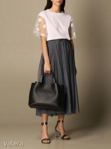 Abszolút luxus!Eredeti Fabiana Filippi dupla rétegű, hosszú szoknya!240.000 Ft!-50%! Kép