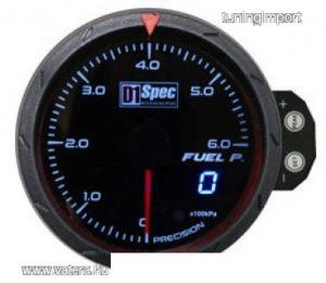 D1Spec gauge 60mm - üzemanyagnyomás