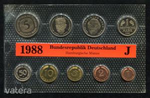 1988 J  Németország  nylon tokos forgalmi sor  BG26
