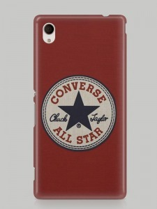 Converse mintás Sony Xperia Z5 tok hátlap