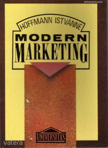 Hoffmann Istvánné: Modern marketing