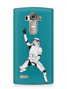 Star Wars mintás LG K8 tok hátlap