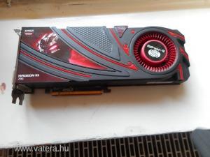 Sapphire Radeon R9 290X, 4GB GDDR5 Hibás