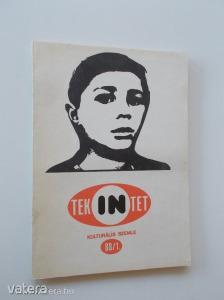 Tekintet - Kulturális szemle 88/1. (*85)