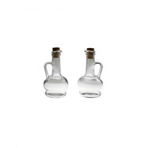 Banquet 33801091 Olaj-ecet tároló, és kiöntő szett  2 részes 260ml Oil Vin