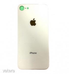 Apple iPhone 8 (4.7) fehér akkufedél