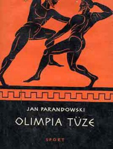 Jan Parandowski: Olimpia tüze