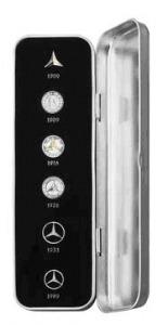 Mercedes Kitűző készlet, mercedes