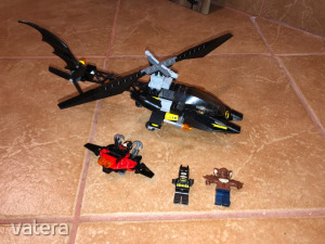 lego marvel super heroes  Batman 76011 -Man-Bat Attack Helikopter