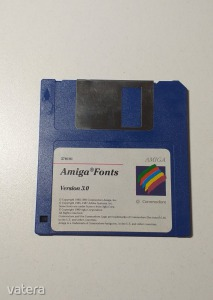 AMIGA Játék Amiga Fonts 3.0 - G