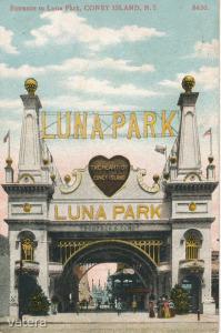 Luna Park Coney Island USA