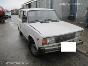 Lada 2104 vonóhorog combi