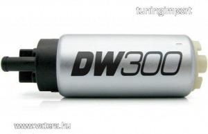 DeatschWerks DW300 üzemanyag pumpa - benzinpumpa Nissan 350Z 340lph