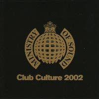 VÁLOGATÁS - Ministry Of Sound Club Culture 2002 / 2cd / CD