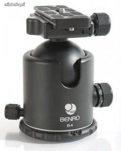 Benro B4 Pro gömbfej PU60 cserelappal