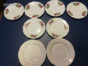 különbözö tányérok +