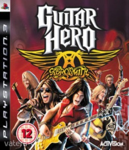 PS3  Játék Guitar Hero - Aerosmith