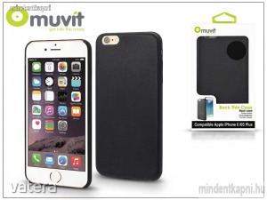 Muvit Back Thin Case Apple iPhone 6 Plus/6S Plus hátlap black