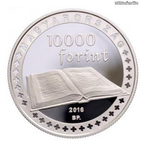 Magyarország Alaptörvénye 10000 Forint 2016 PP