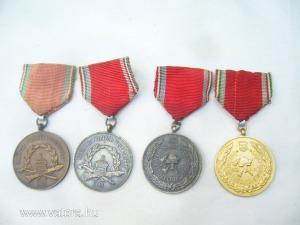1958 önkéntes tűzoltó szolgálatért  V-XX éves ( teljes sor) - 2000 Ft - (meghosszabbítva: 2695557395) - Vatera.hu Kép