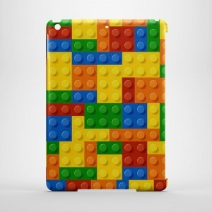 lego mintás iPad Air tok hátlap