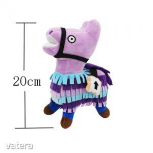 Fortnite plüss figura - Llama 20cm méretben - KÉSZLETRŐL! - Vatera.hu Kép