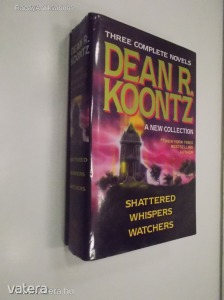 Dean R. Koontz: Shattered / Whispers / Watchers (*811)
