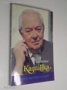 Sas György: Kamillka / Lírai mese egy nagy művészről (*811)