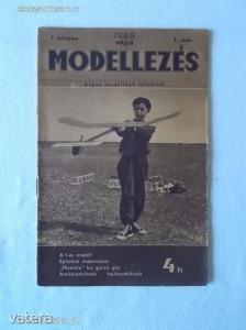 Modellezés folyóirat 1959 / I. évfolyam, 2. szám (*79)