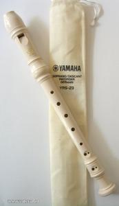 Yamaha YRS 23 germán fogású szoprán furulya