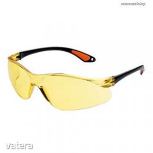 Védőszemüveg sárga PLEXI SK Kód:313574