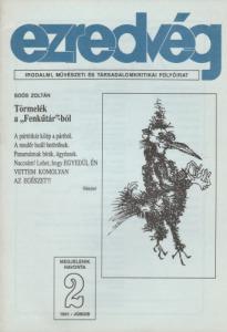 Ezredvég 1991. június